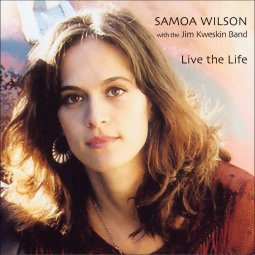 Samoa Wilson with the Jim Kweskin Band - Live The Life