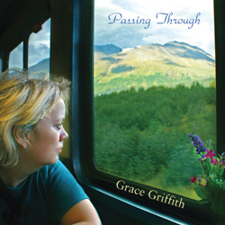 "Grace Griffith ""Passing Through"" Album Cover"